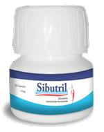 sibutramin piller av märket sibutril