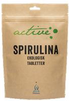 active spirulina