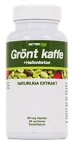 Grönt kaffe och hallonketoner