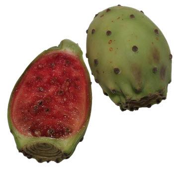kaktus fikon frukt (opuntia)