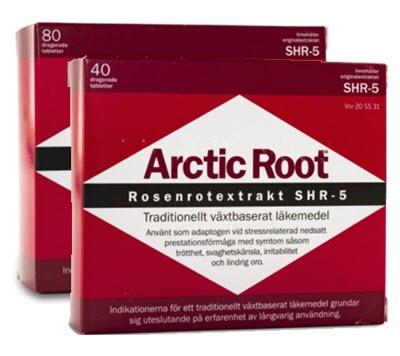 arctic root kartonger